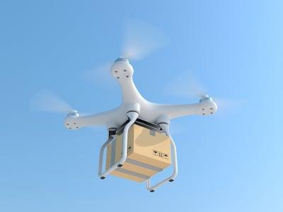 Brand deployment drone analogy