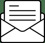 Noun newsletter white