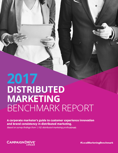 Distributed Marketing Benchmark Report 2017